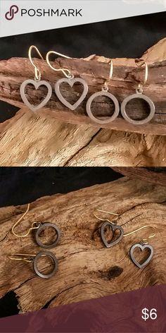 Selling this Cute Charm Earring Bundle on Poshmark! My username is: heatherdcheek. #shopmycloset #poshmark #fashion #shopping #style #forsale #Jewelry
