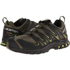 Salomon XA PRO 3D GTX (Iguana Green/Black/Seaweed Green) Men's Shoes
