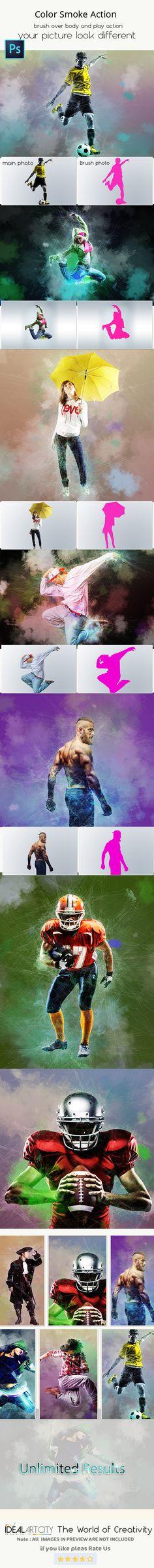 I Loss Photoshop Action