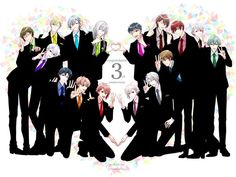 Haikyuu, Romantic Anime, Anime Group, Anime Boy, Best Pictures Ever, Tsukiuta The Animation, Art, Manga, Idolmaster