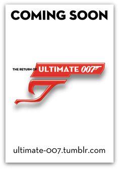JAMES BOND WILL RETURN ultimate-007.tumblr.com