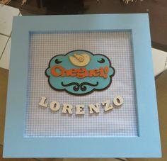 Quadrinho Maternidade, Cheguei, Lorenzo