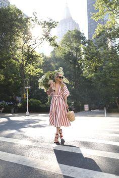 Atlantic-Pacific // Reformation Dress