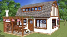 case cu bun gust Romanian style tasteful houses 2 Gazebo, Pergola, Design Case, House 2, Home Fashion, My Dream Home, Sweet Home, Home And Garden, Outdoor Structures