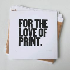print. i'll never give up on you.