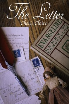 """Today through Monday Cherie Claire's Louisiana-based novella titled """"The Letter"""" is free on Amazon, a story between a kind-hearted Cajun and the Irish immigrant who stumbles into his life. The Advocate's Greg Langley said this of the book, """"This is a well written and enjoyable story that will appeal to all fans of good fiction, not just romance readers."""""""