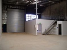 Warehouse office