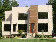 Simple Modern Homes atlanta contemporary homes for sale | awesome and weird