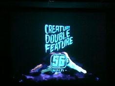 Do you remember Creature Double Feature.  The only show that ever gave me nightmares was a Double Feature, but I cannot remember the name.  Anyone remember the one where the monsters sucked out your bones?