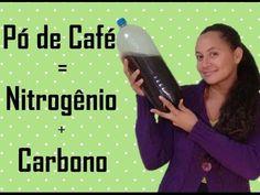Pó de Café Adubo rico em Nitrogênio e Carbono Aprenda a Fazer!