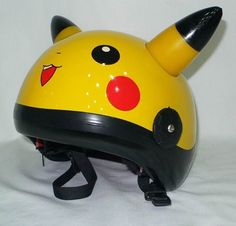 14 Bizarre Pikachu Products! | SMOSH For jessie when shes bike riding