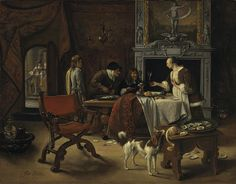 Tableau de Jan STEEN_