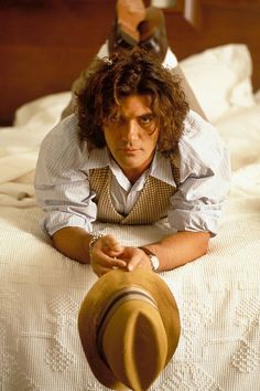 Antonio Banderas by Timothy White