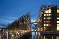Ci sono architetti, artisti, archistar. Poi c'è Renzo Piano 7 meraviglie del maestro Auguri!
