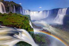 Iguazu! Iguazu Falls, Brazil and Argentina
