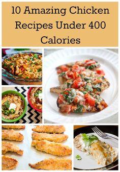 10 Amazing Chicken Recipes Under 400 Calories pi
