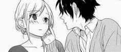 Hori-san and Miyamura-kun | Horimiya