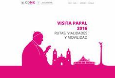 Recorridos del Papa durante su visita en la Ciudad de México - http://diariojudio.com/noticias/recorridos-del-papa-durante-su-visita-en-la-ciudad-de-mexico/154764/