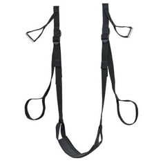 @Tuffy Vinning Aldine Manbound Over Door Sex Sling Black