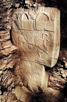 xxx ~ Predating Stonehenge by 6,000 years, Turkey's stunning Gobekli Tepe upends the conventional view of the rise of civilization