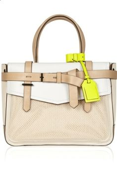 bag #tag #neon #beige #style #shopping