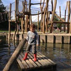 Spelen en waterpret bij Natuurspeeltuin 't Weitje