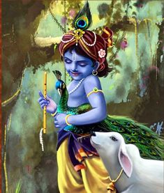 Krishna Art, Cute Krishna, Shree Krishna, Lord Vishnu, Bhagavad Gita, Hindu Art, Princess Zelda, Disney Princess, Gods Love