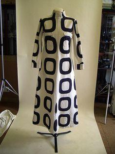 Vintage Vuokko dress