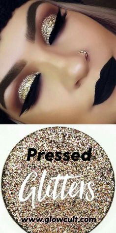How to stop the glitter from clogging my lips..anyone ???