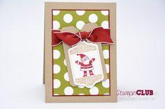 Stampin Up Christmas Weihnachten DSP Seasons of Style DP Stilmix Tag it Aller Kreationen Anhang Chalk Talk Framelits Tafelrunde Sti...