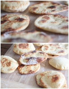 All About Einkorn Flour + an einkorn pita recipe!   FoodLovesWriting.com by Food Loves Writing, via Flickr