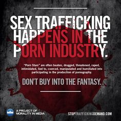 Trafficking Within the Professional Porn Industry