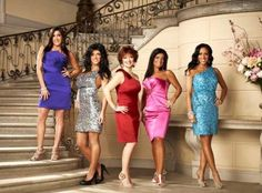 My guilty pleasure - The Real Housewives of New Jersey!