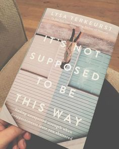 I preordered this book months and months ago and have been waiting for it to arrive. Lysa TerKeurst is my favorite author when it comes to lifestyle books. My goodness, the intro alone will satisfy your soul. Books To Buy, I Love Books, Good Books, Books To Read, My Books, This Book, Book Club Books, Book Nerd, Book Lists