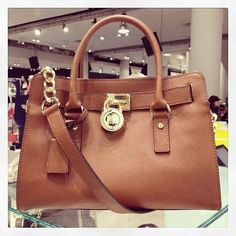 Michael Kors Dillon saffiano leather satchel handbag