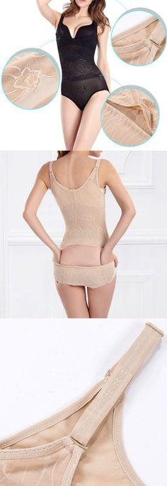 c5bce1628e Sexy women jacquard overhead waist control push up back take off type  shapewear mua shapewear o