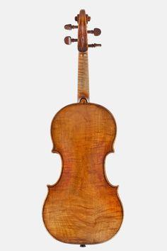 Violin by Girolamo Amati II, Cremona, 1719