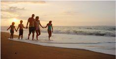 5 locais para levar sua família para viajar