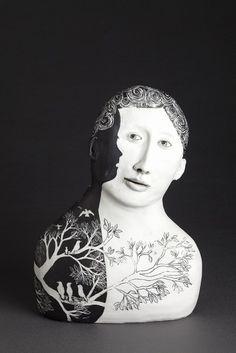 Amanda Shelsher Contemporary Ceramics - Kidigo Art House 2014