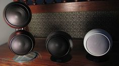 Orb Audio modular stereo speaker - totally cute, now just make them bluetooth and I'll buy!