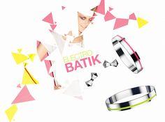 AGATHA électrise l'été avec sa nouvelle collection Electro Batik, bracelets, colliers boucles d'oreilles réhausseront vos looks d'une touche graphique et ultra colorée.