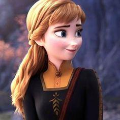 Princesa Disney Frozen, Anna Disney, Disney Princess Frozen, Disney Princess Pictures, Disney Princesses, Film Frozen, Frozen And Tangled, Anna Frozen, Ginger Hair Girl