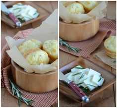 An Edible Mosaic » White Cheddar Muffins & A Giveaway {$50 VISA Giftcard!}