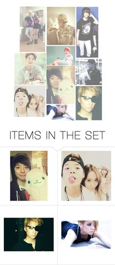 """Kpop Challenge Day 6: Adorable Girl //Amber Liu//"" by vocaloid523 ❤ liked on Polyvore featuring art"