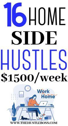 Earn Money From Home, Earn Money Online, Online Jobs, Way To Make Money, Online Work From Home, Work From Home Jobs, Making Extra Cash, Extra Money, Making Ideas