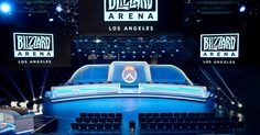How Blizzard turned a 'Tonight Show' studio into an esports arena