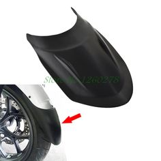 Motorcycle Front Fender Extension Extender For BMW R1200GS /R1200GS Adventure 2013 2014 2015 2016 #Affiliate