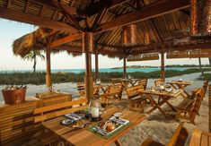 Barefoot by the Sea offers up fresh seafood and island specialties right on the beach. | Sandals Resorts | The Bahamas