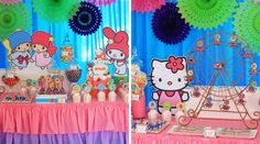 Sanrio Candy Buffet Manila