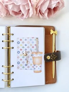 Planners and trendy stationery that will empower you to live your best life! Planner Pages, Weekly Planner, What Are Dreams, Sticker Storage, Discbound Planner, Planner Dividers, Planner Dashboard, Best Planners